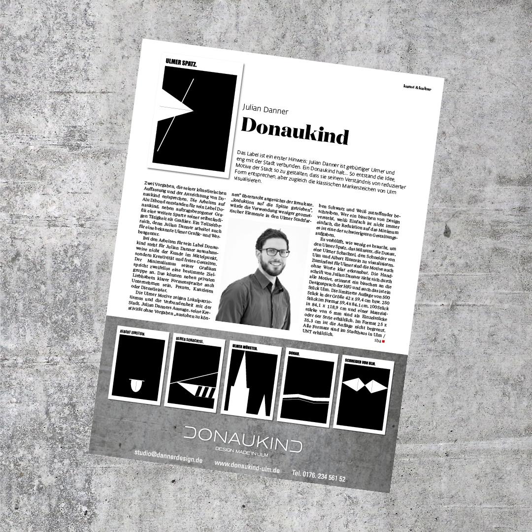 Julian Danner – Artikel Topmagazin